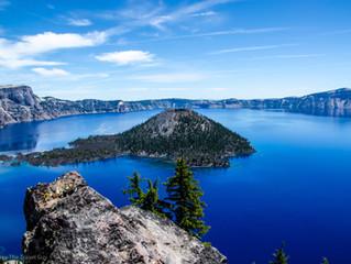 Crater Lake National Park: A 'Backyard' Treasure.