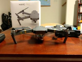 So I got a Drone
