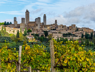 Off the beaten path: San Gimignano, the Italian medieval tower city.