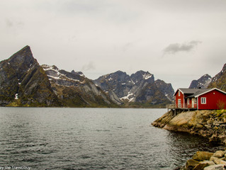 Reine - One of the most beautiful villages in the world.