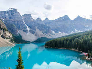 Banff and Jasper National Park, the Great Canadian Outdoors.