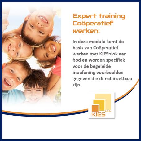 Expert Training Coöperatief werken
