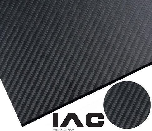 3K 100% 500×400x1mm 綾織り、艶あり、艶なし