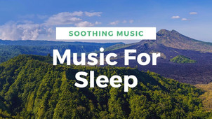Aerial View of Beautiful Resort | Soothing Music For Sleep | TWI