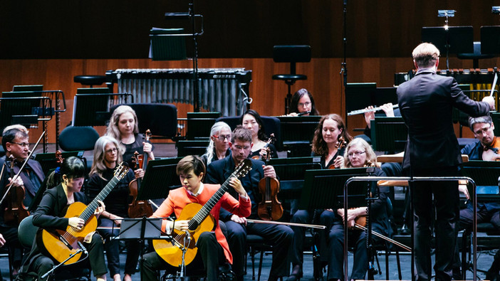 BGD w/ Adelaide Symphony Orchestra and Mo. Ben Northey