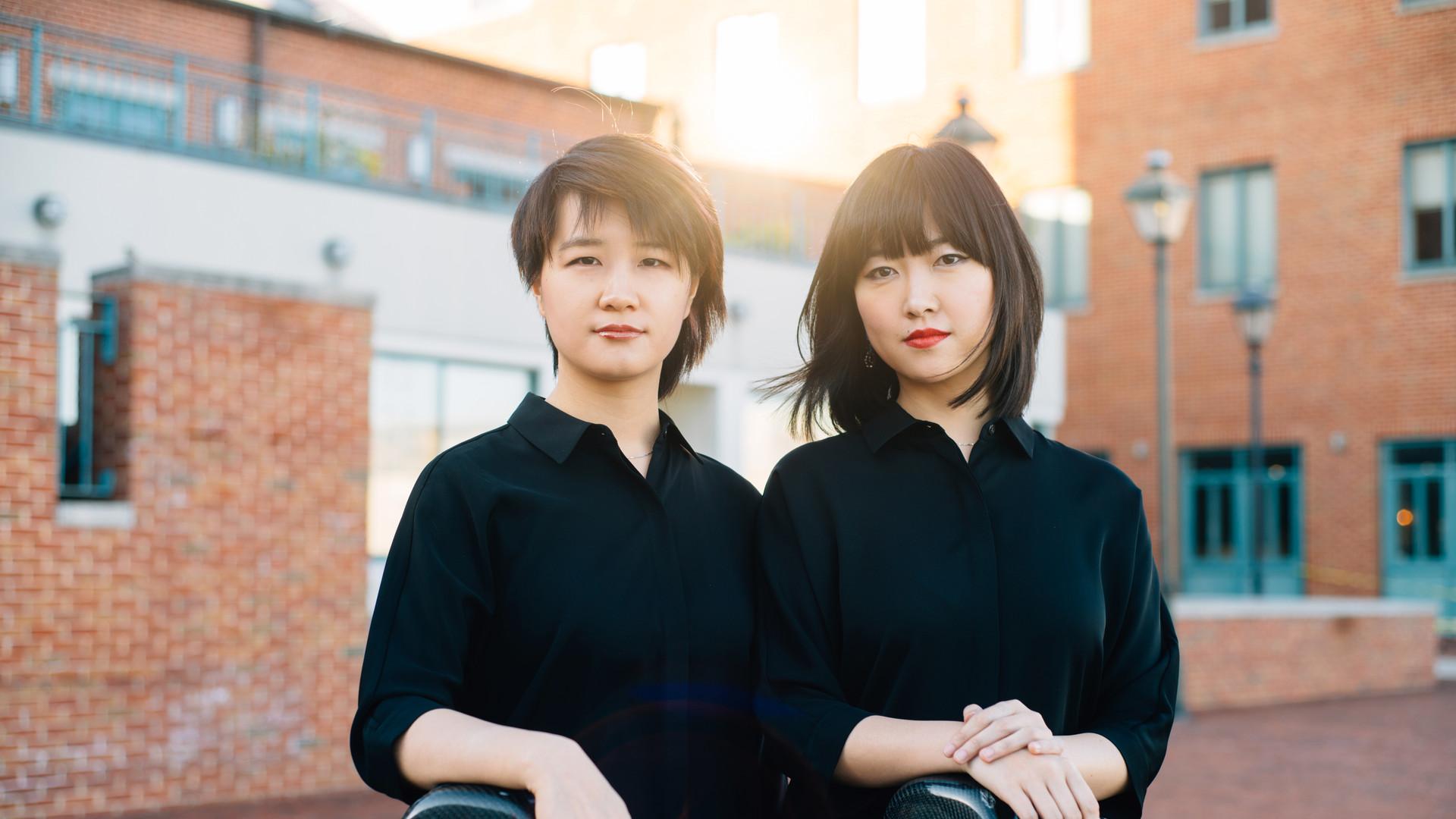 Beijing Guitar Duo by Wasin Prastlap