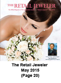 The Retail Jeweler May 2015