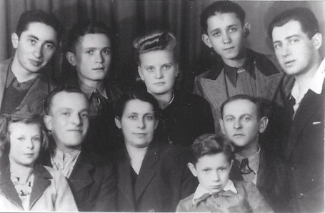 1945-bottom row, starting from Left to R