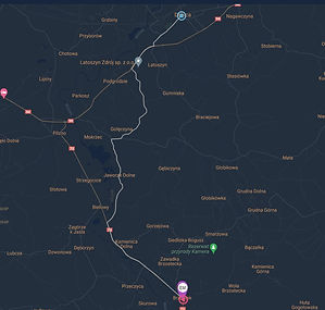 map of Brzostek.JPG