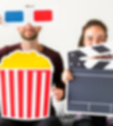 bigstock-Couple-watching-movie-at-home--