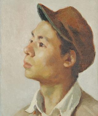 「帽子の少年」2016.7.2東美.jpg