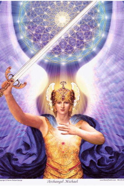The Power of Imagination, Archangels, Rays of Light - Online Video Course #4