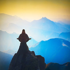 Meditation In A High Peaks Valley.jpg