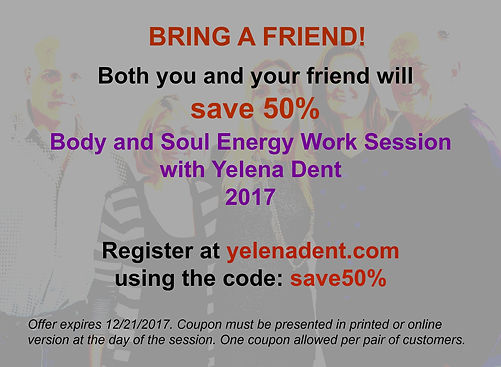 energy work coupon yelenadent.com