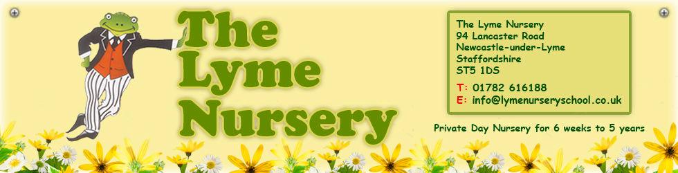 Lyme Nursery, Day Nursery