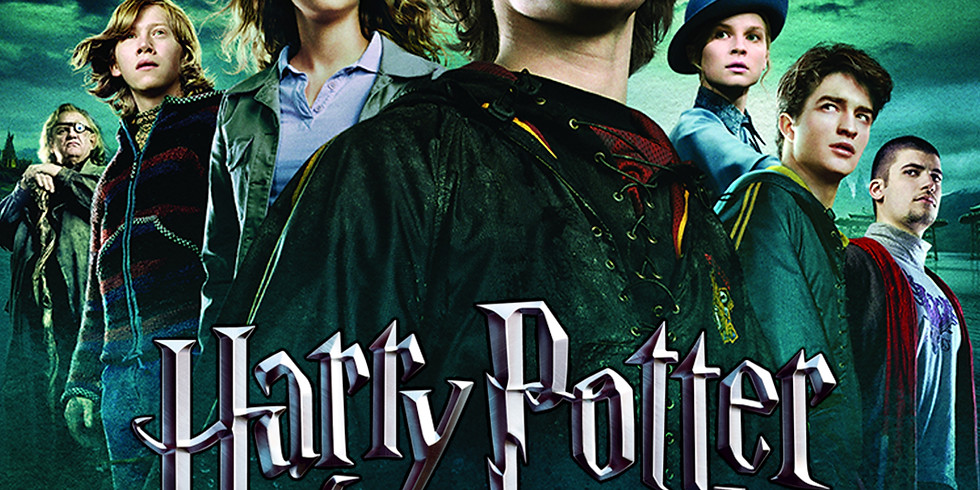 Harry Potter and the Goblet of Fire - The Frida Cinema Pop-Up Drive-In