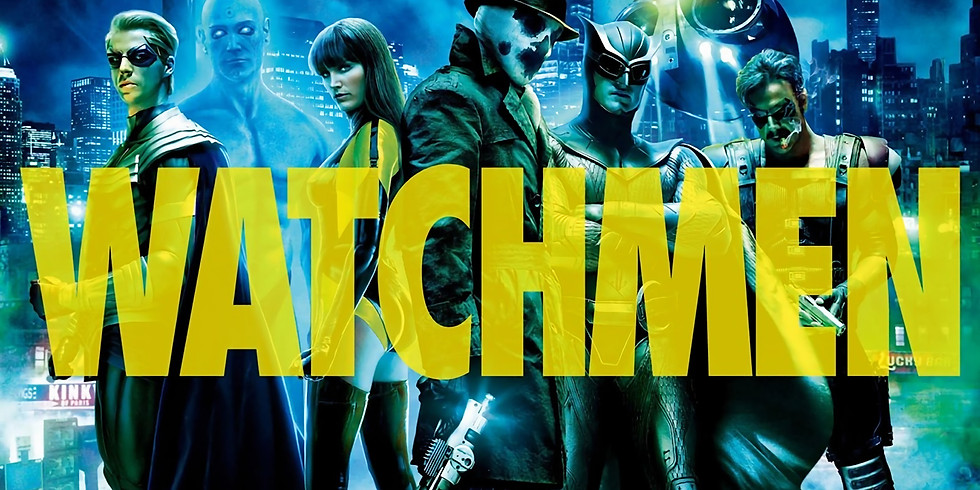 Watchmen (2009) 10th Anniversary Screening