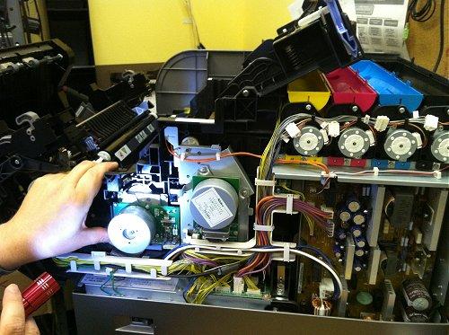 Repair Printer