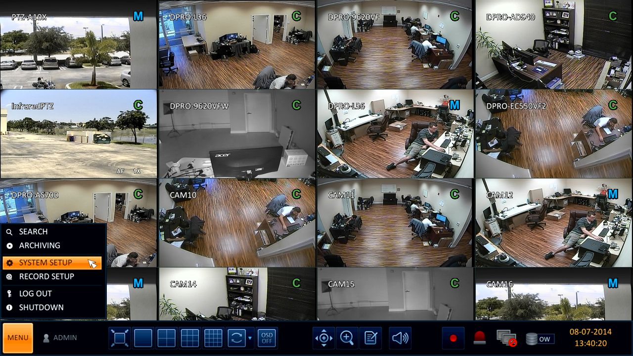 CCTV Software Preparation