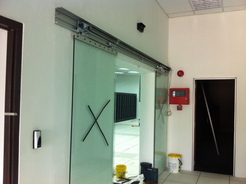 Door Access - Sliding Glass Door