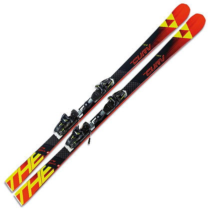 SKIJE FISCHER RC4 THE CURV BOOSTER + RC4 Z13, 164 CM