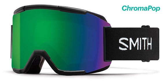 SKI NAOČALE SMITH SQUAD BLACK GREEN