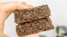 The most Delicious, Healthy Plant-Based Protein Brownies I ever did taste!