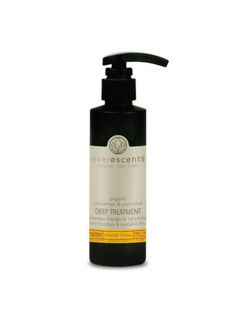 Organic Intensive Deep Moisture Treatment for Dry Hair