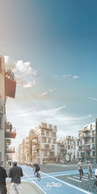 Gaziemir Kentsel Dönüşüm Projesi Kaat Mimarlık