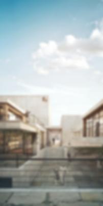 evka 3 aktarma merkezi Kaat Mimarlık