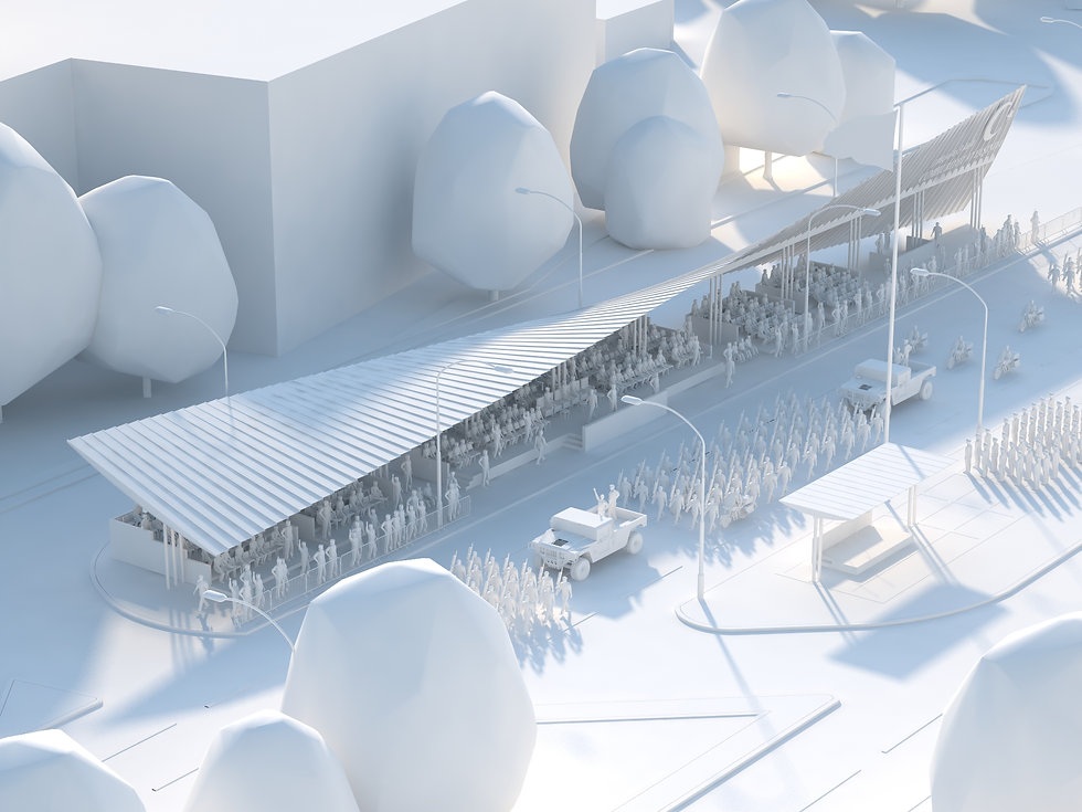 News: KAAT-designed Vatan Protocol Pavillion is selected for Turkey Architectural Yearbook 2020