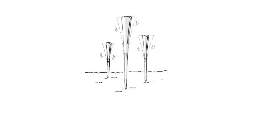 Wingless Wind Turbines