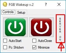FGB Wakeup v.2 beta