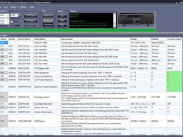 FGB5000 Menu Transfer Manager