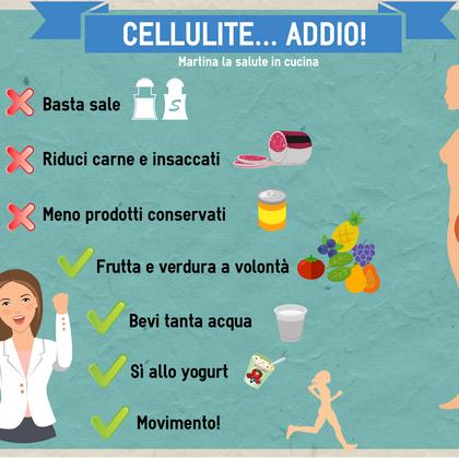 Cellulite ADDIO!