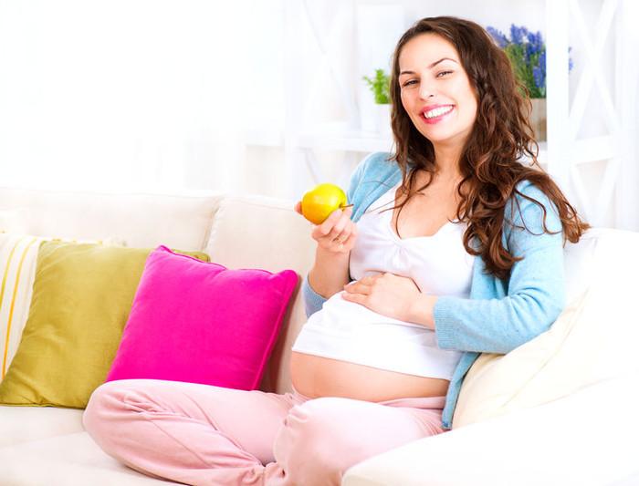 Una dolce attesa: cosa mangiare in gravidanza