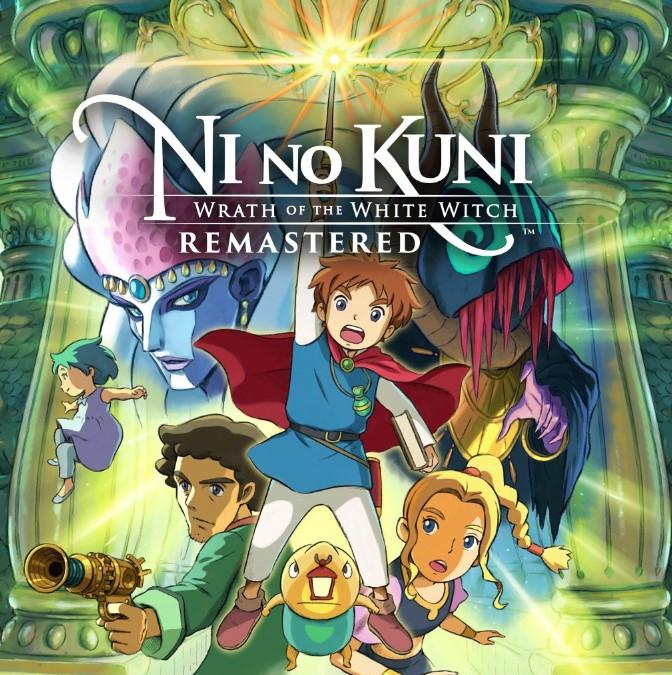 Ni no Kuni, Wrath of the White Witch, poster, Ghibli Studio, game