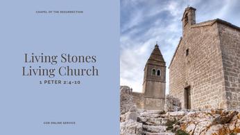 Living Stones Living Church: 28th - 29th November 2020