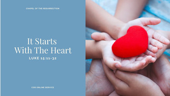 It Starts With The Heart: 3 - 4 July 2021