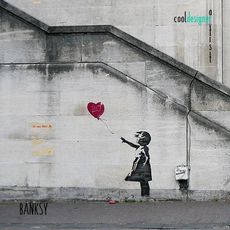 A arte de Banksy. O humor mordaz da sociedade contemporânea, aos olhos do famoso artista anônimo.