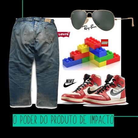 O poder do produto de impacto.