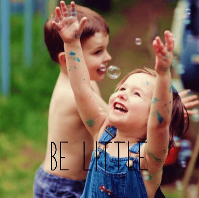 be little
