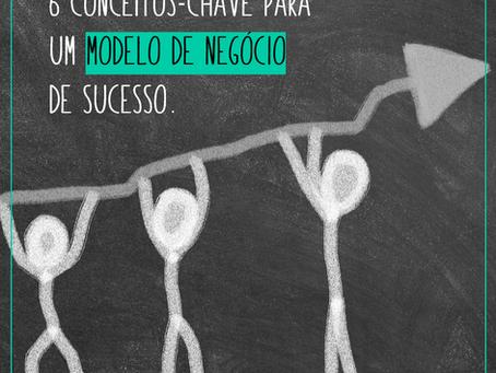 6 conceitos-chave para um modelo de negócio de sucesso