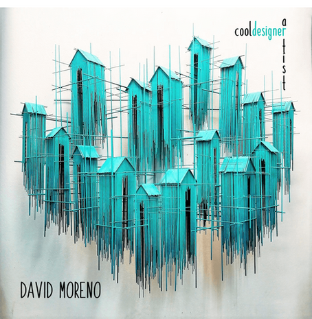 Conheça David Moreno: o incrível artista das cidades flutuantes.