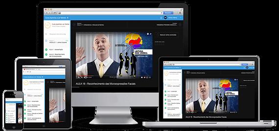 EAD Inteligência Emocional Leitura Corporal Linguagem Corporal Comunicação não verbal