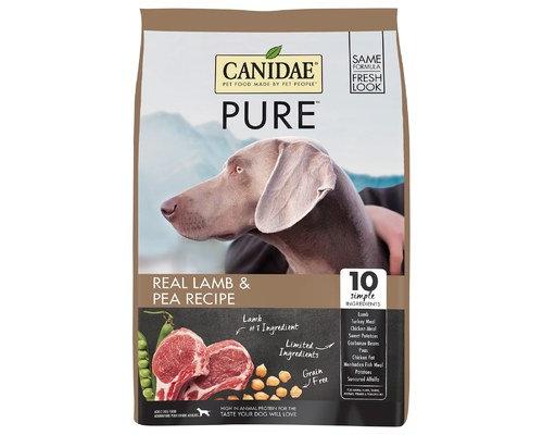 Canidae Pure Real Lamb & Pea