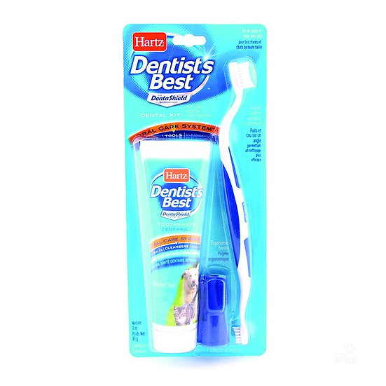 Hartz Dentists Best Dental Kit