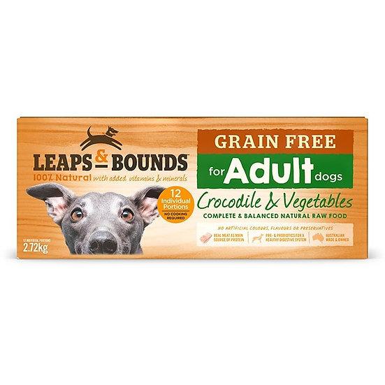 Leaps & Bounds Barf Croc