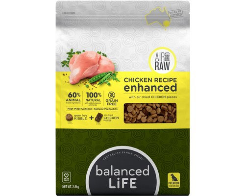 Balanced Life Enhanced Chicken Meat Pieces