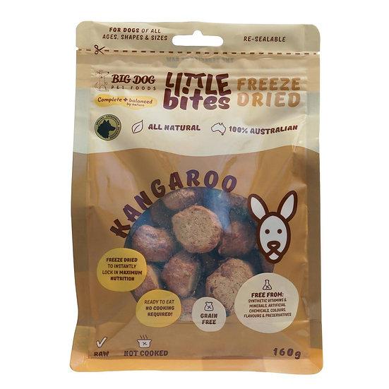 Big Dog Little Bites Kangaroo Freeze Dried